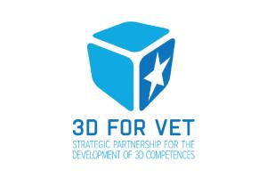 logo 3D for VET